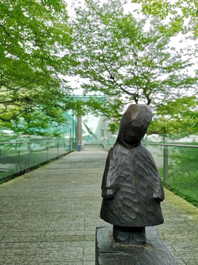 polamuseum04 Hakone-箱根Pola Museum of Art森林中的綠寶石 自然與人文兼具的美術館