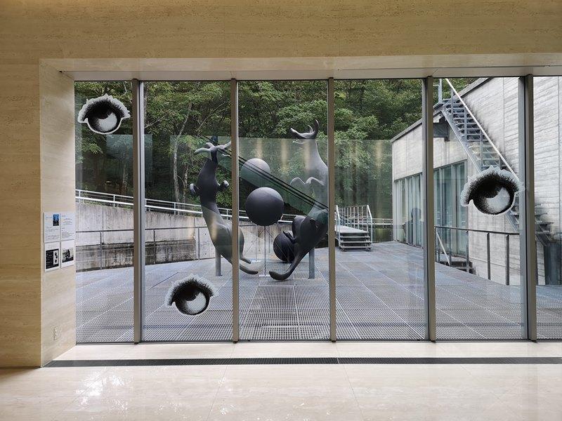 polamuseum09 Hakone-箱根Pola Museum of Art森林中的綠寶石 自然與人文兼具的美術館