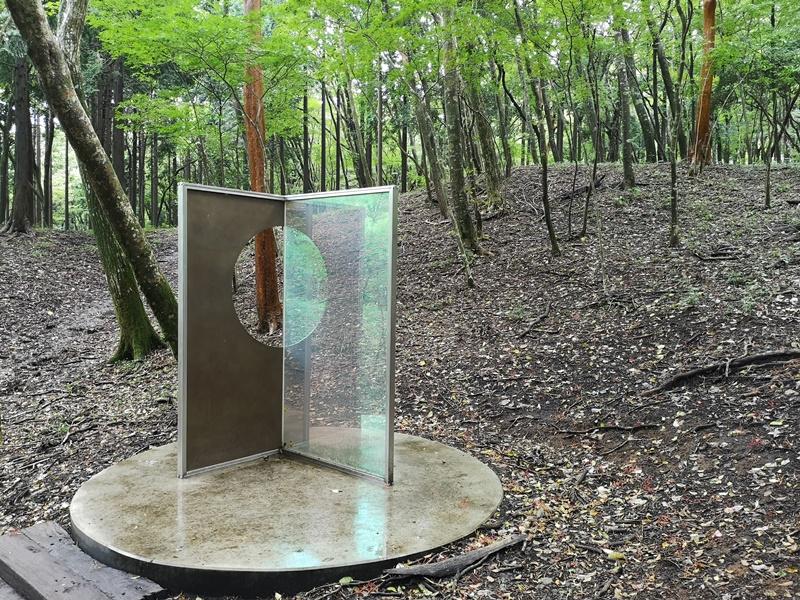 polamuseum34 Hakone-箱根Pola Museum of Art森林中的綠寶石 自然與人文兼具的美術館