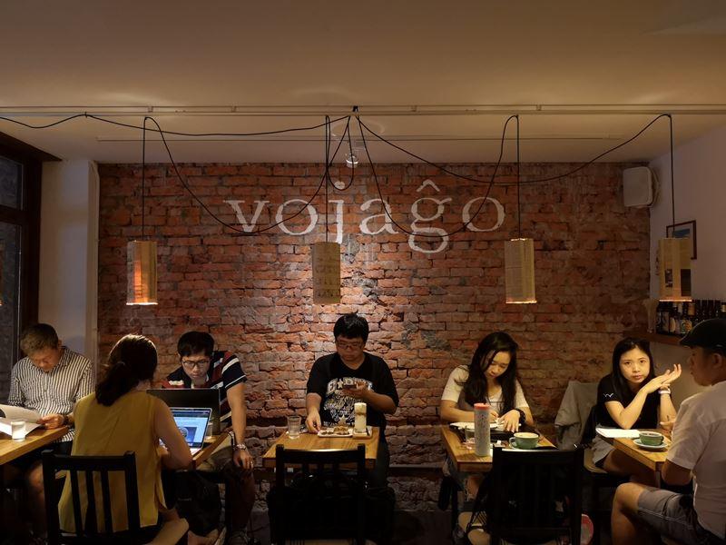 vojago11 信義-味旅 Vojago 咖啡蛋糕麵包 一切都很好....