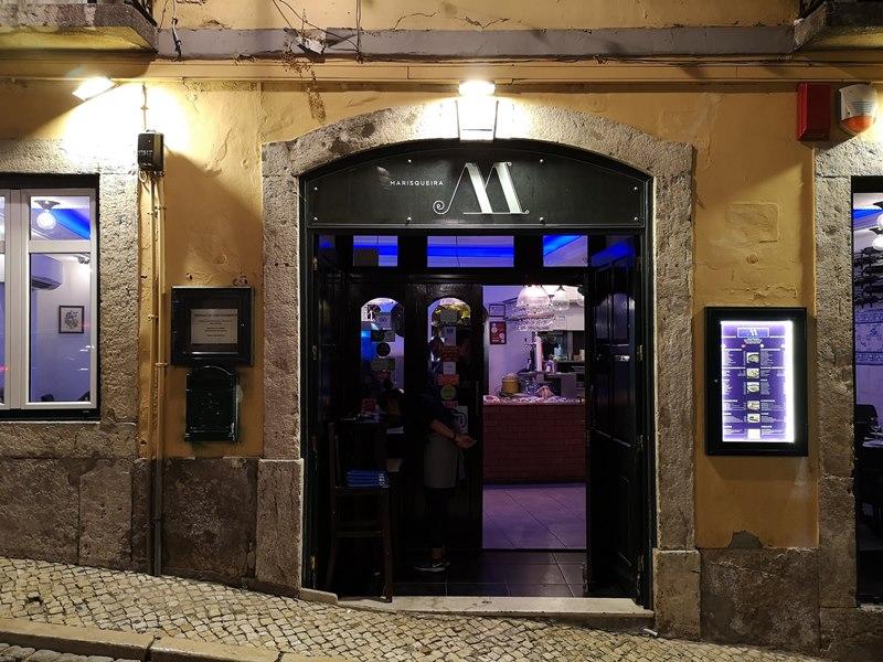 MarisqueiraM01 Lisboa-Marisqueira M里斯本舊城區吃傳統海鮮燉飯