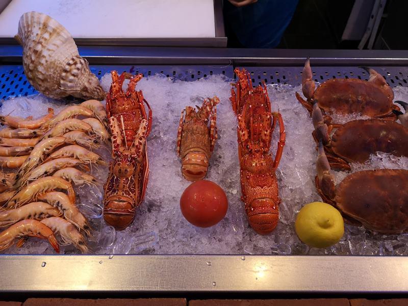 MarisqueiraM04 Lisboa-Marisqueira M里斯本舊城區吃傳統海鮮燉飯