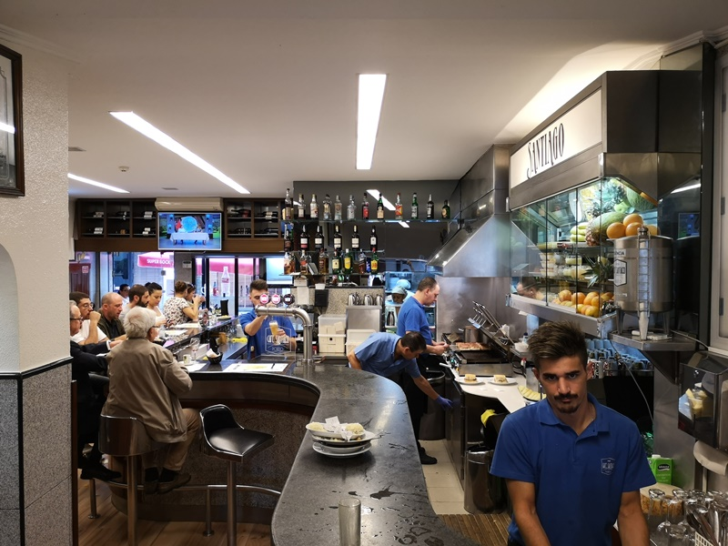 cafesantiago04 Porto-Cafe Santiago波多必吃特色溼答答三明治...熱量爆表