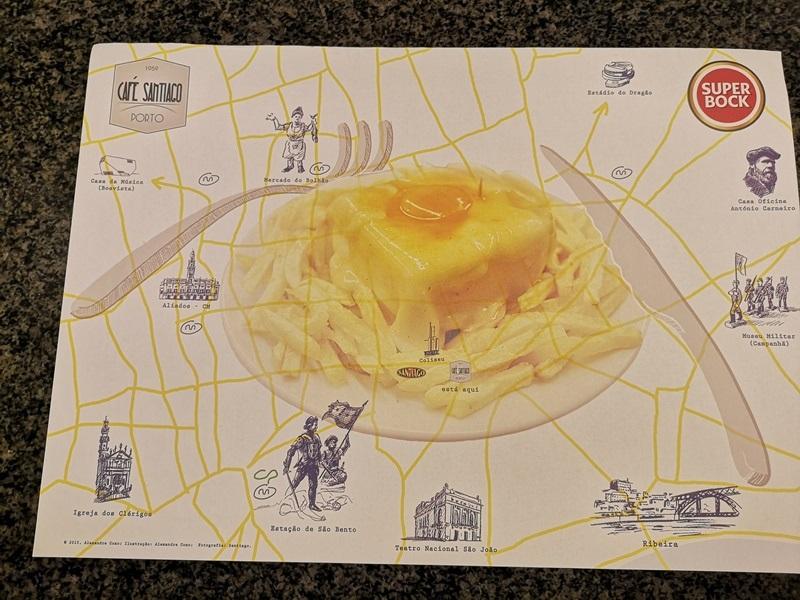 cafesantiago05 Porto-Cafe Santiago波多必吃特色溼答答三明治...熱量爆表
