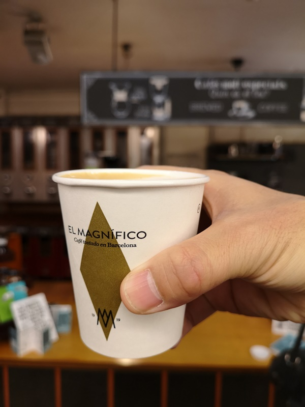 cafeselmagnifico10 Barcelona-Cafes El Magnifico巴塞隆納舊城區小店的一杯拿鐵