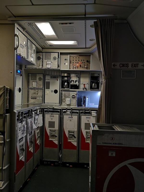 flytk025380108 201810台北伊斯坦堡巴塞隆納 TK025商務艙飛行