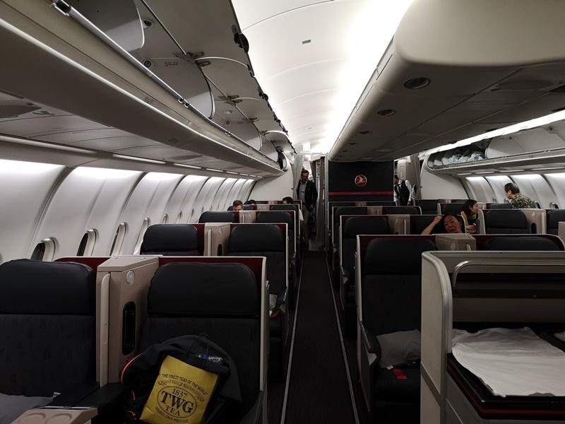 flytk025380150 201810台北伊斯坦堡巴塞隆納 TK025商務艙飛行