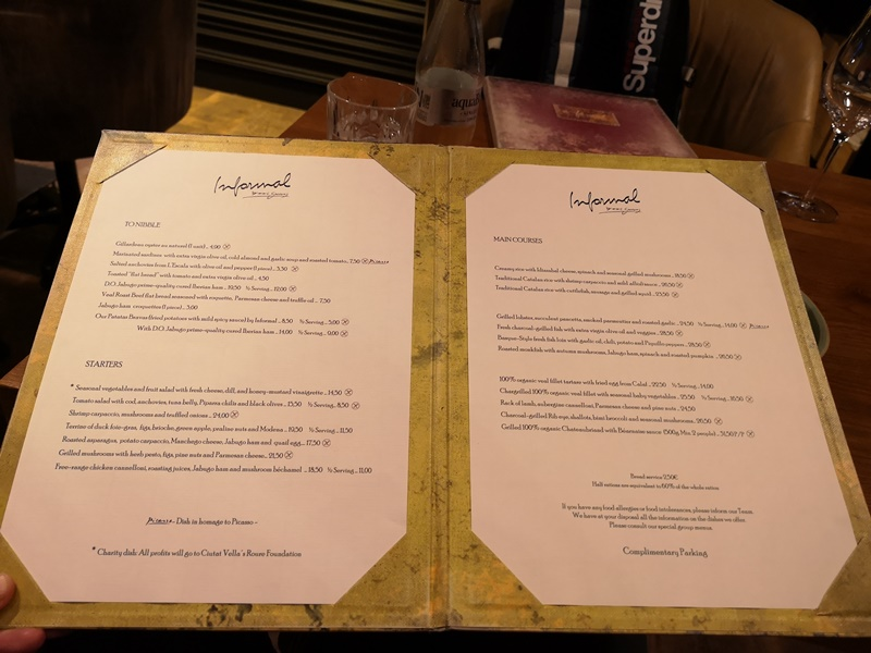 informal09 Barcelona-Restaurant Informal來巴塞隆納米其林推餐廳 果真樣樣都美味