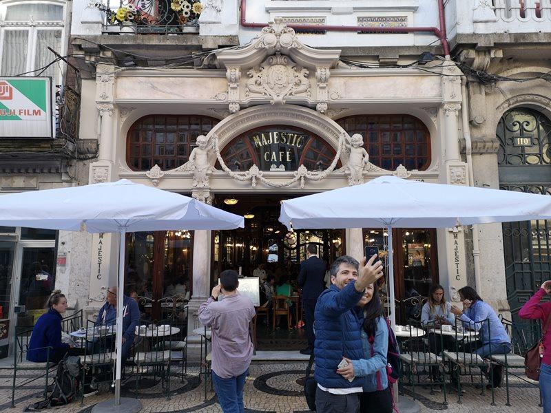 majesticcafe02 Porto-波多Cafe Majestic美麗的咖啡館 美好的法式甜點