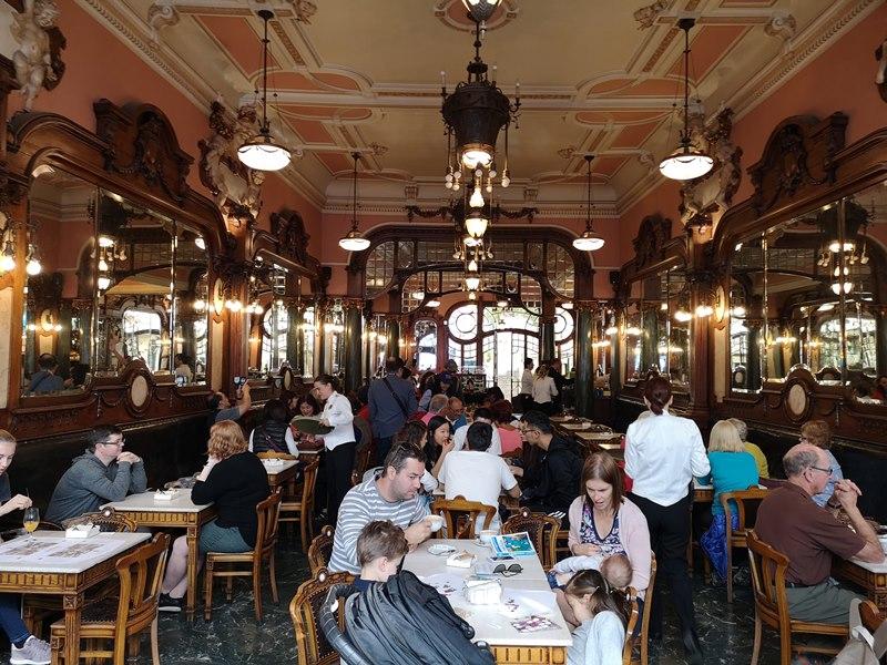 majesticcafe03 Porto-波多Cafe Majestic美麗的咖啡館 美好的法式甜點