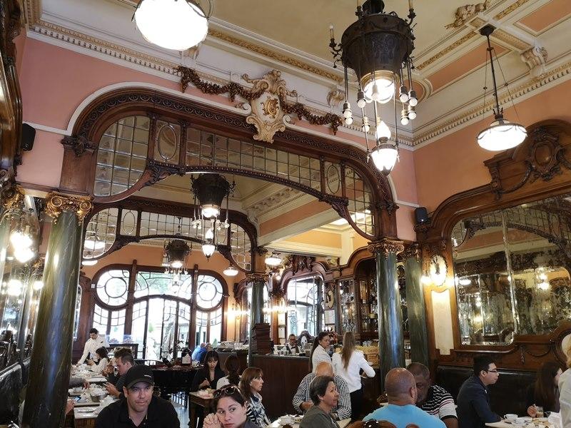majesticcafe04 Porto-波多Cafe Majestic美麗的咖啡館 美好的法式甜點