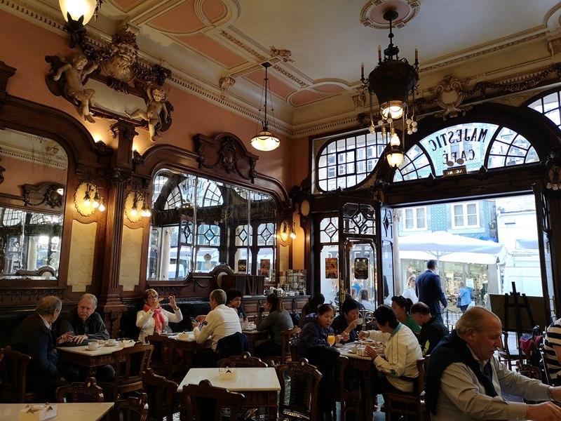 majesticcafe05 Porto-波多Cafe Majestic美麗的咖啡館 美好的法式甜點