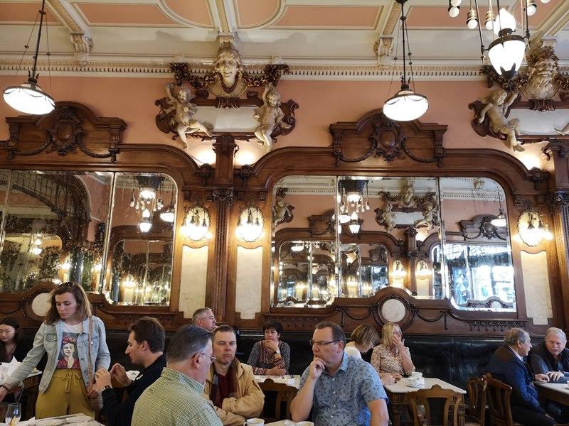 majesticcafe06 Porto-波多Cafe Majestic美麗的咖啡館 美好的法式甜點