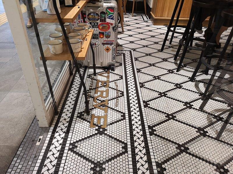 vervecoffee06 Shinjuku-新宿車站Verve Coffee Roasters加州來的咖啡Bar不只吸睛人氣滿分