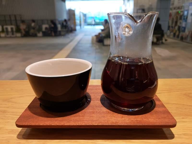 vervecoffee19 Shinjuku-新宿車站Verve Coffee Roasters加州來的咖啡Bar不只吸睛人氣滿分