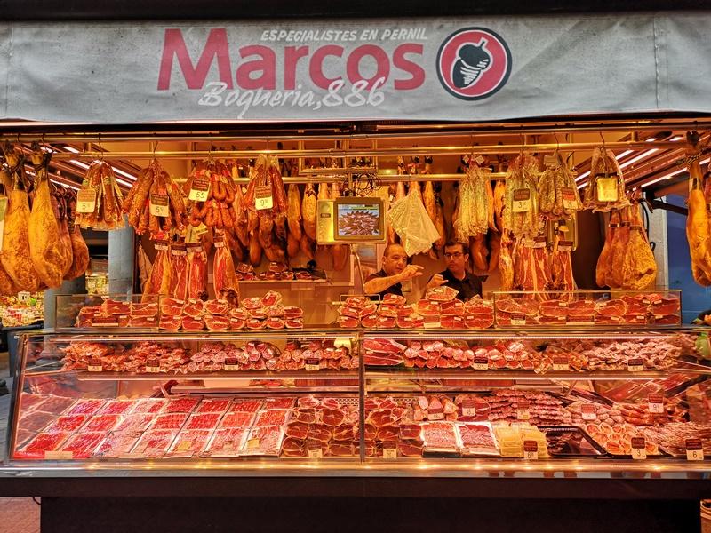 MERCATDE-LABOQUERIA02 Barcelona-Mercat de la Boqueria巴塞隆納傳統市集好吃好拍