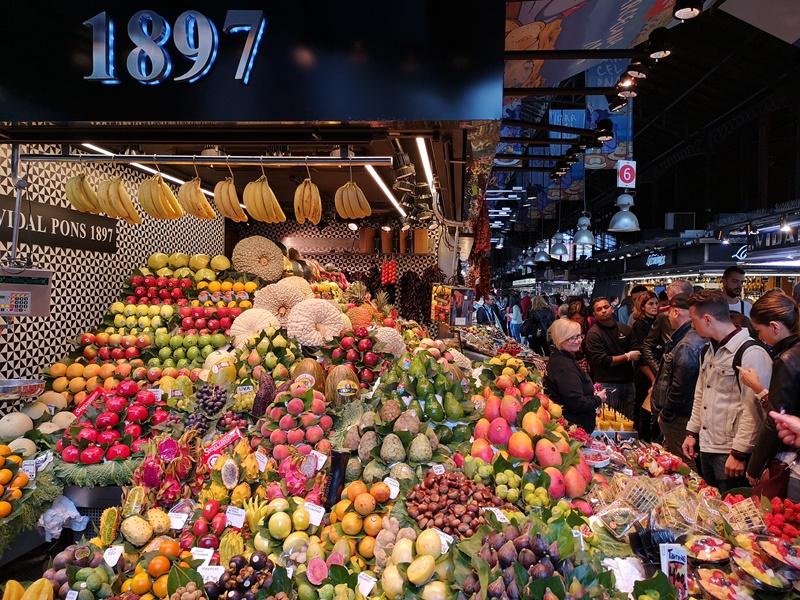MERCATDE-LABOQUERIA03 Barcelona-Mercat de la Boqueria巴塞隆納傳統市集好吃好拍