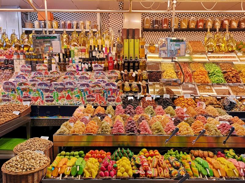 MERCATDE-LABOQUERIA05 Barcelona-Mercat de la Boqueria巴塞隆納傳統市集好吃好拍
