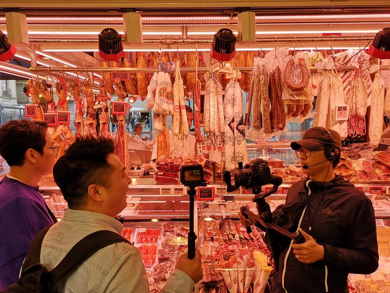 MERCATDE-LABOQUERIA08 Barcelona-Mercat de la Boqueria巴塞隆納傳統市集好吃好拍