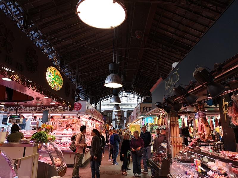 MERCATDE-LABOQUERIA10 Barcelona-Mercat de la Boqueria巴塞隆納傳統市集好吃好拍