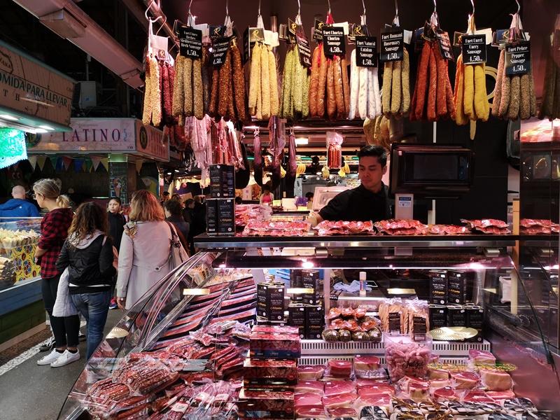 MERCATDE-LABOQUERIA11 Barcelona-Mercat de la Boqueria巴塞隆納傳統市集好吃好拍
