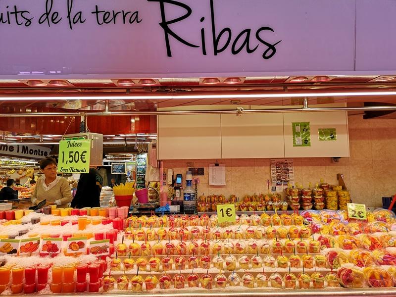 MERCATDE-LABOQUERIA12 Barcelona-Mercat de la Boqueria巴塞隆納傳統市集好吃好拍