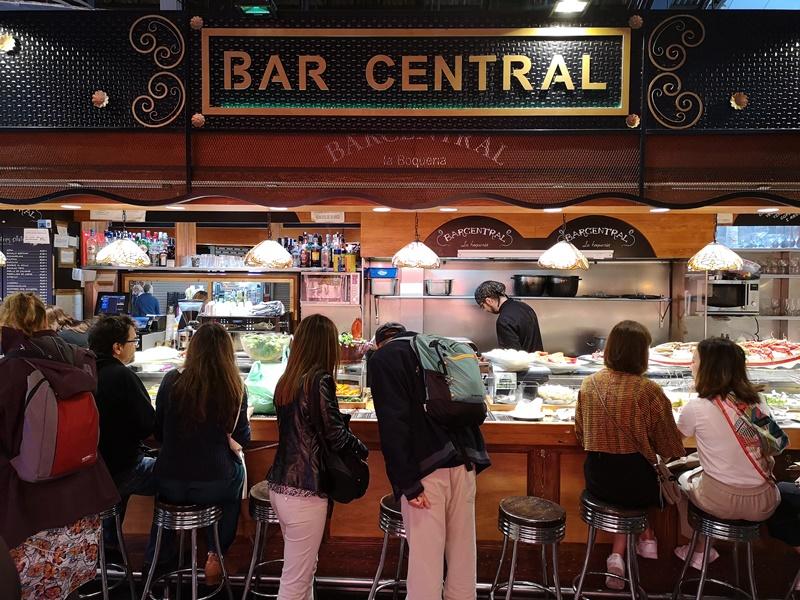 MERCATDE-LABOQUERIA14 Barcelona-Mercat de la Boqueria巴塞隆納傳統市集好吃好拍