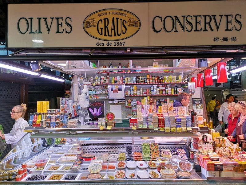 MERCATDE-LABOQUERIA16 Barcelona-Mercat de la Boqueria巴塞隆納傳統市集好吃好拍
