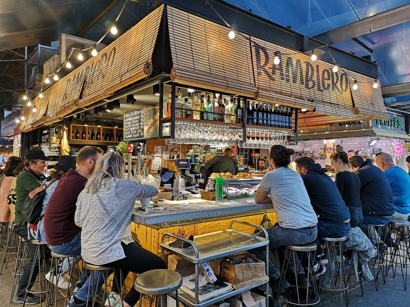 MERCATDE-LABOQUERIA19 Barcelona-Mercat de la Boqueria巴塞隆納傳統市集好吃好拍