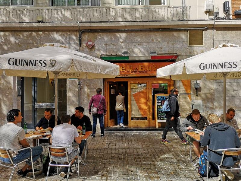 bcnbelle02 Barcelona-巴塞隆納Pizzeria Bell e Buon 濃郁不膩的好吃義大利麵