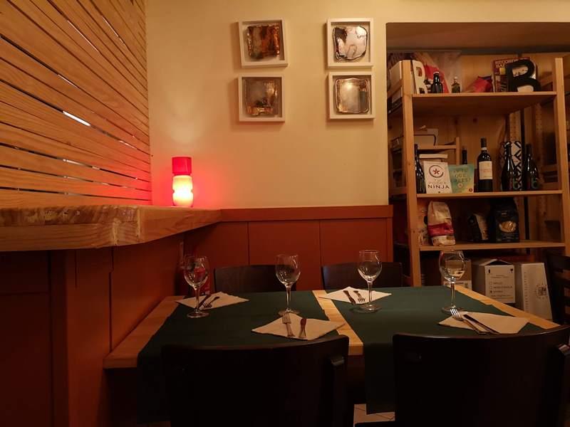 bcnbelle04 Barcelona-巴塞隆納Pizzeria Bell e Buon 濃郁不膩的好吃義大利麵