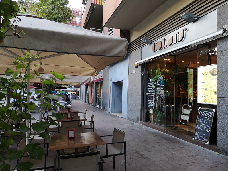 colors1 Barcelona-巴塞隆納Colors來一份海鮮燉飯吧!