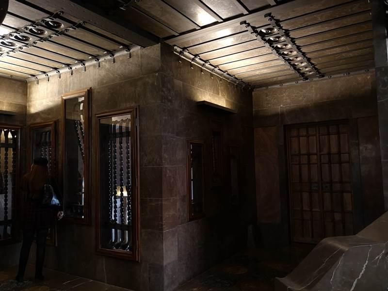 guellhouse03 Barcelona-巴塞隆納世界文化遺產  高第建築奎爾宮