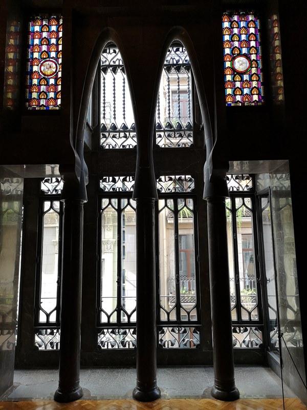 guellhouse05 Barcelona-巴塞隆納世界文化遺產  高第建築奎爾宮