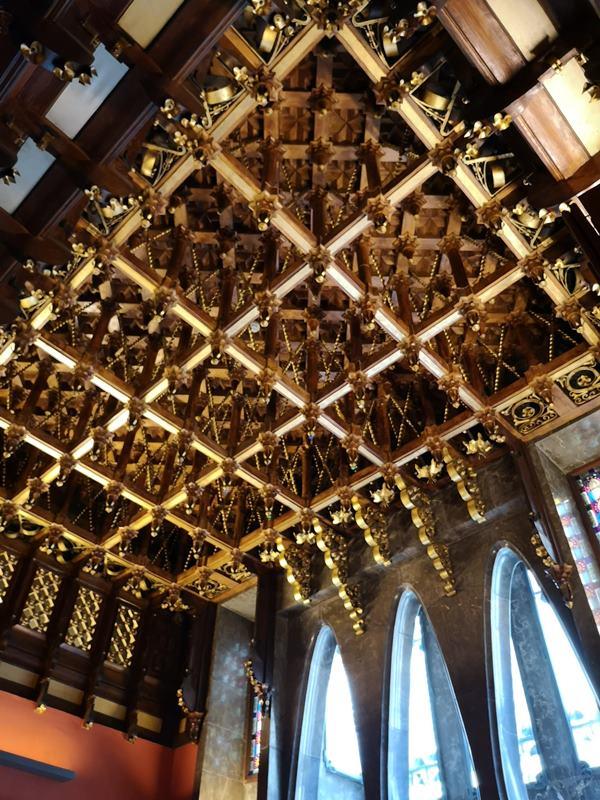 guellhouse08 Barcelona-巴塞隆納世界文化遺產  高第建築奎爾宮
