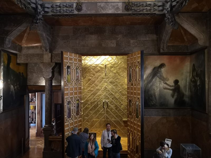 guellhouse11 Barcelona-巴塞隆納世界文化遺產  高第建築奎爾宮