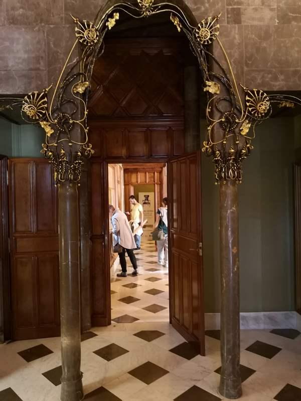 guellhouse13 Barcelona-巴塞隆納世界文化遺產  高第建築奎爾宮
