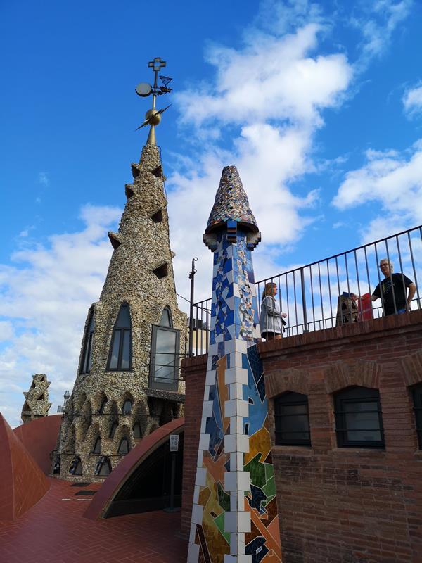 guellhouse18 Barcelona-巴塞隆納世界文化遺產  高第建築奎爾宮
