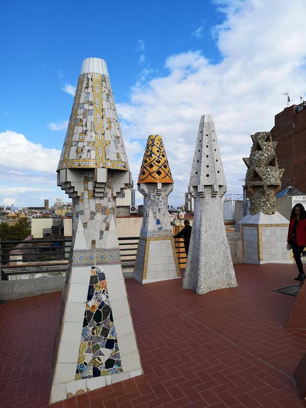 guellhouse20 Barcelona-巴塞隆納世界文化遺產  高第建築奎爾宮