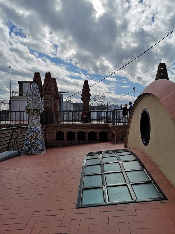 guellhouse21 Barcelona-巴塞隆納世界文化遺產  高第建築奎爾宮