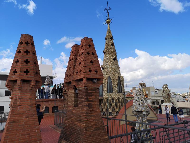 guellhouse24 Barcelona-巴塞隆納世界文化遺產  高第建築奎爾宮