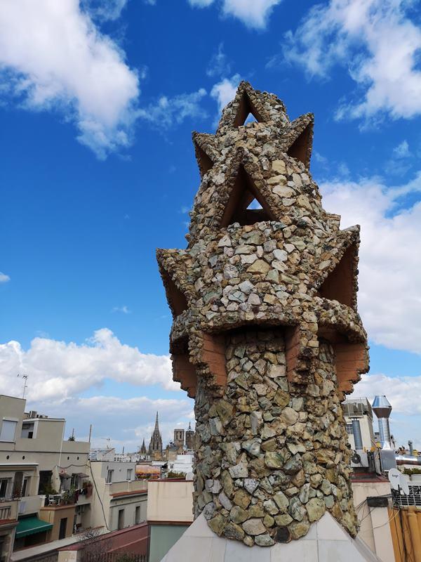 guellhouse26 Barcelona-巴塞隆納世界文化遺產  高第建築奎爾宮