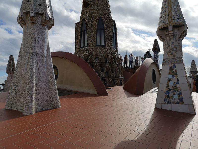 guellhouse27 Barcelona-巴塞隆納世界文化遺產  高第建築奎爾宮