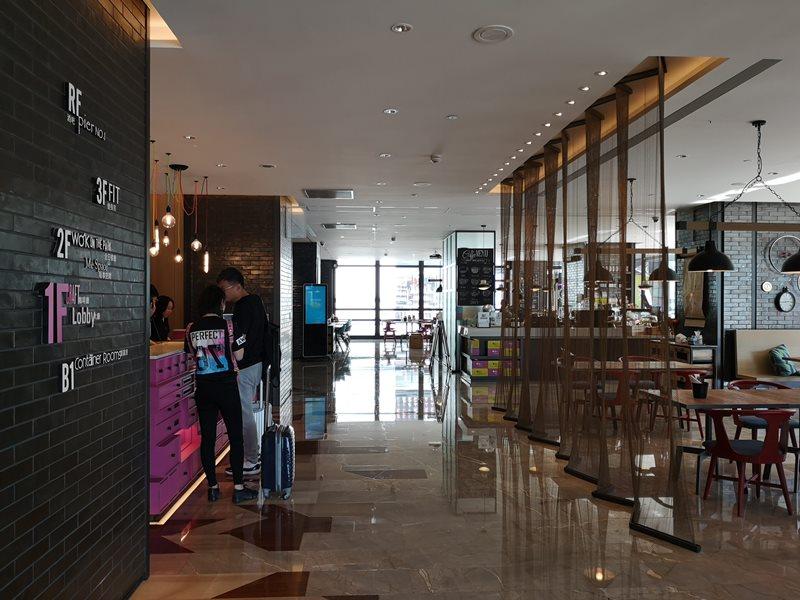 indigoKH110104 新興-Hotel Indigo高雄中央公園 時尚年輕在地特色飯店