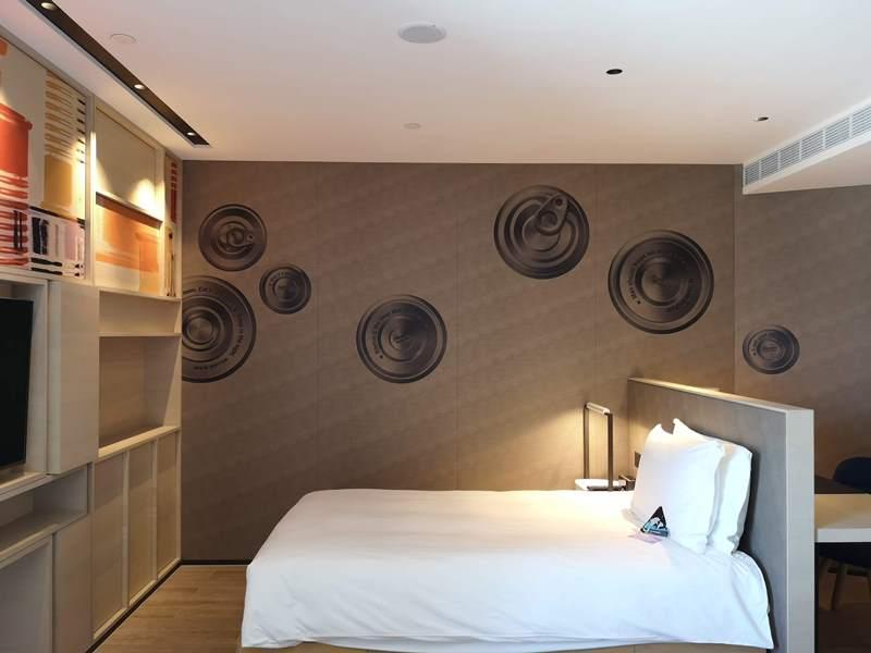 indigoKH110132 新興-Hotel Indigo高雄中央公園 時尚年輕在地特色飯店