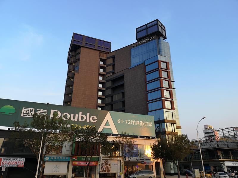 indigoKH110147 新興-Hotel Indigo高雄中央公園 時尚年輕在地特色飯店