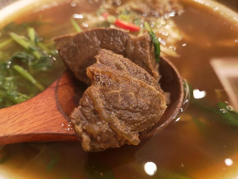 liubeef05 竹北-劉家食堂 牛肉麵很不賴