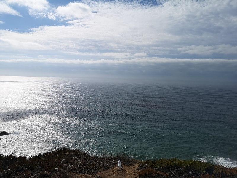 rocacape14 Lisboa-羅卡角Roca Cape歐洲大陸最西端 眺望大西洋 想像航海時代乘風而去的英雄
