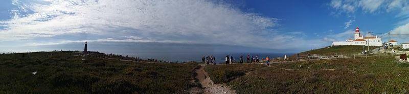 rocacape20 Lisboa-羅卡角Roca Cape歐洲大陸最西端 眺望大西洋 想像航海時代乘風而去的英雄