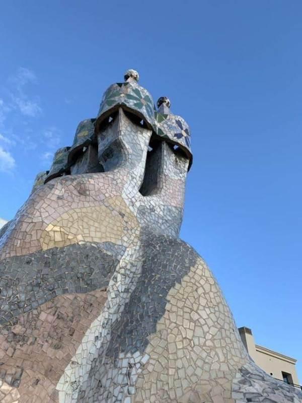 Casa-Batllo011117 Barcelona-巴塞隆納世界文化遺產 高第建築  巴特略之家/文森之家